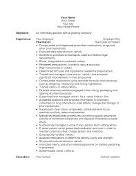 simple pharmacist resume example   so many experience   vntask comrelated samples to simple pharmacist