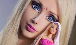 Resultado de imagen para la barbie humana