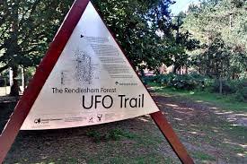 「Rendlesham Forest incident」の画像検索結果