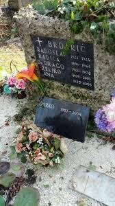 grave site of dr drago brdarić 1900 1978 billiongraves headstone image of dr drago brdarić