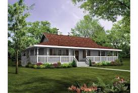 Eplans Farmhouse House Plan   Wraparound Porch to Capture    Front