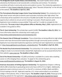 ⭐scholarshipsupdated on  select buzzatto scholarship on the left side of the website the deadline is april