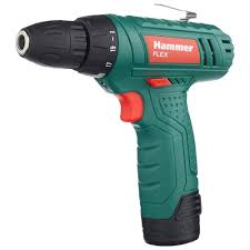 Стоит ли покупать <b>Аккумуляторная дрель</b>-шуруповерт <b>Hammer</b> ...