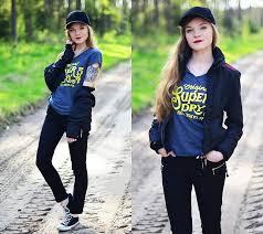 Karolina N. - Superdry T Shirt, Superdry Jacket, <b>Moodo Pants</b>, Zaful ...