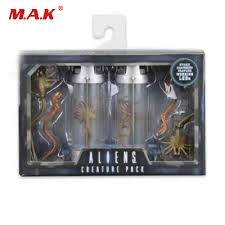 <b>NECA</b> LED <b>Predator Alien</b> CREATURE PACK 30th <b>Anniversary</b> ...