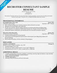 recruiter consultant sample resume jpg nurse recruiter resume