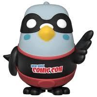 <b>Фигурка</b> Funko <b>New</b> York Comic Con: Pigeon (Black) 44611 ...