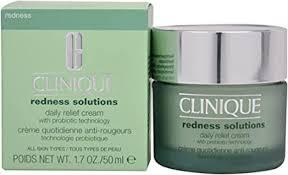 Clinique Redness Solutions Daily Relief Cream ... - Amazon.com