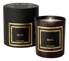 <b>Ароматическая свеча</b> Silva: 240г | www.gt-a.ru