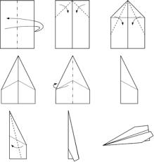 Paper plane   Wikipedia Wikipedia