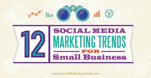 12 Social Media Marketing Trends for Small Business : Social Media ...