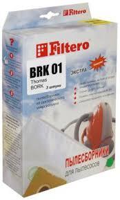 <b>Набор пылесборников Filtero BRK</b> 01 (3) ЭКСТРА купить в ...