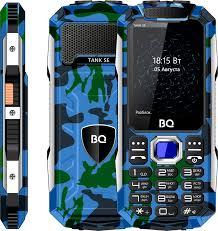 <b>BQ</b> выпустила <b>телефон</b> для военнослужащих <b>BQ 2432</b> Tank SE