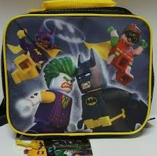 Купить The <b>LEGO BATMAN</b> Lunch Box And A Detachable на eBay ...