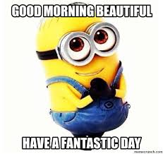 Good Morning Beautiful via Relatably.com