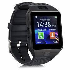 bluetooth smart watch dz09 support