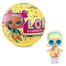 <b>Кукла</b>-сюрприз <b>MGA Entertainment</b> в шаре <b>LOL</b> Конфетти купить в ...
