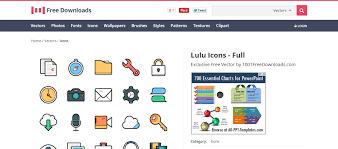 50 lulu free flat icons set basic icons flat icons 1000