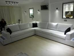 prices white leather living room furniture