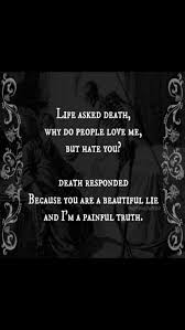 Death Quotes on Pinterest | Quotes About Pride, Quotes About ... via Relatably.com