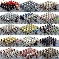 <b>21pcs</b>/<b>set</b> Star Wars Royal Guard Wolf Trooper Shock Trooper 501st ...
