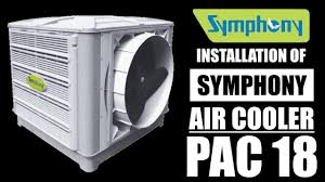 Symphony <b>Industrial Air Cooler</b> PAC 18 | installed by Cool Wind ...