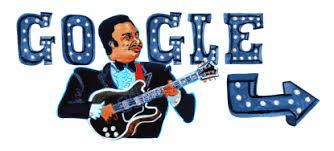 <b>B.B. King's</b> 94th Birthday