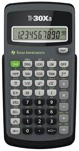 com texas instruments ti xa scientific calculator com texas instruments ti 30xa scientific calculator electronics