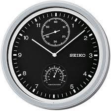 <b>Seiko QXA542AN часы</b> с термометром|В наличии.