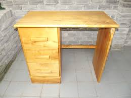 fair small computer desk multlevel solid wood study desk agreeable home office person visa
