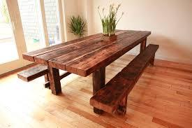 farm dining room furniture diy custom distressed
