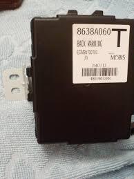 Комплект <b>штатного парктроника</b> (4 зад) — DRIVE2