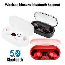 AGPtek <b>Mini Bluetooth 5.0 Earbuds</b> Sport True Wireless ...