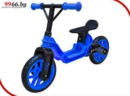 <b>Беговел RT Hobby-bike</b> Magestic Blue-Black ОР503, цена 86 руб ...