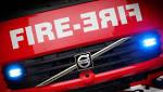 Crews called to bedroom fire at Blackburn shop