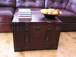 Buy Best Gold Rush Steamer <b>Trunk Wood</b> Storage <b>Wooden</b> ...