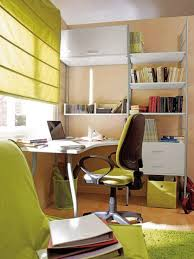 charming and thoughtful home office storage ideas vibrant bright color contemporary home office space design charming decorating ideas home office space