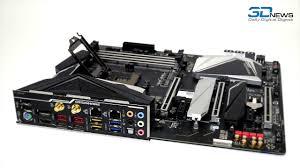 Видеообзор <b>материнской платы Gigabyte Z390</b> Designare ...