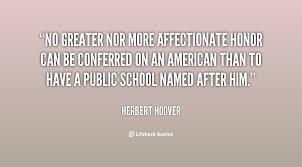 Hoover Quotes. QuotesGram via Relatably.com