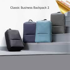 Original Xiaomi <b>Mi</b> Classic <b>Business Backpack</b> 2 Generation Level 4 ...