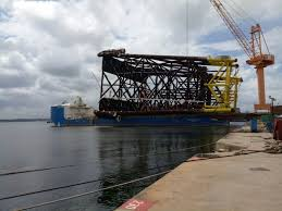 ALE loads out in Malaysia - Heavy Lift & Project Forwarding ...