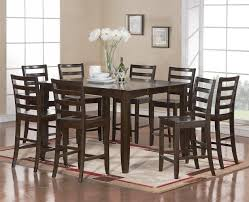 Dining Room Table And 8 Chairs 8 Chair Dining Table Is Also A Kind Of Square Counter Height