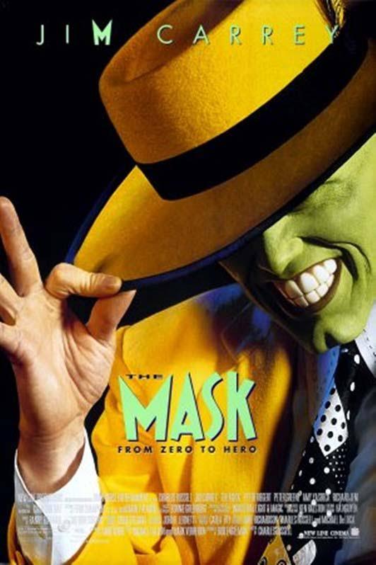 The Mask (1994) Dual Audio {Hindi-English} 480p | 720p