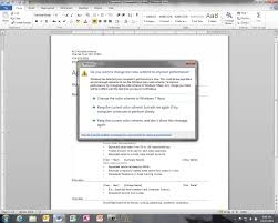 create a resume and cover letter using word 2010 templates
