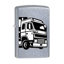 Заказать <b>Зажигалка ZIPPO 207 European</b> Truck с покрытием ...