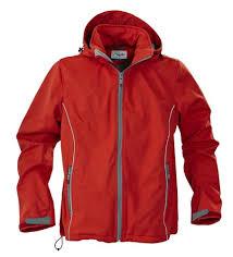<b>Куртка софтшелл мужская SKYRUNNING</b>, красная - dk-print48.ru