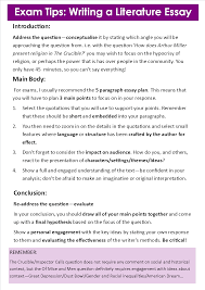 in english literature level english literature essay help