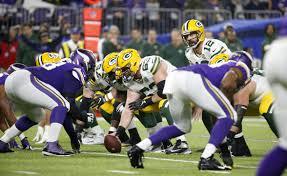 Green Bay Packers vs Minnesota Vikings: Live score updates, TV ...