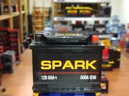 Аккумулятор <b>Spark</b> Element 6СТ-60.0 VL3 обр. по низкой цене с ...