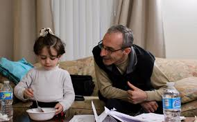 syrian family builds life in indy amid strife of trump policies a house painter in syria mohamed is now struggling to a job that doesn t require a lot of english